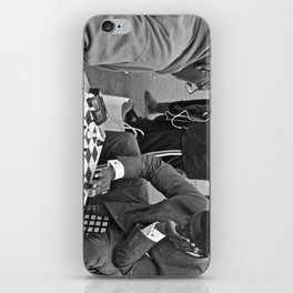 The Showdown (Part 2: NYC) iPhone Skin