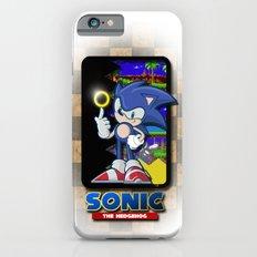 Sonic the hedgehog iPhone 6s Slim Case