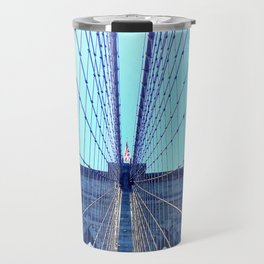 BROOKLYN BRIDGE - LIGHTER Travel Mug