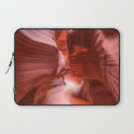Path of Light - The Beauty of Antelope Canyon in Arizona Laptop Sleeve