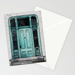 Turquoise Door Photography Stationery Cards