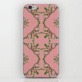Vine squares iPhone Skin