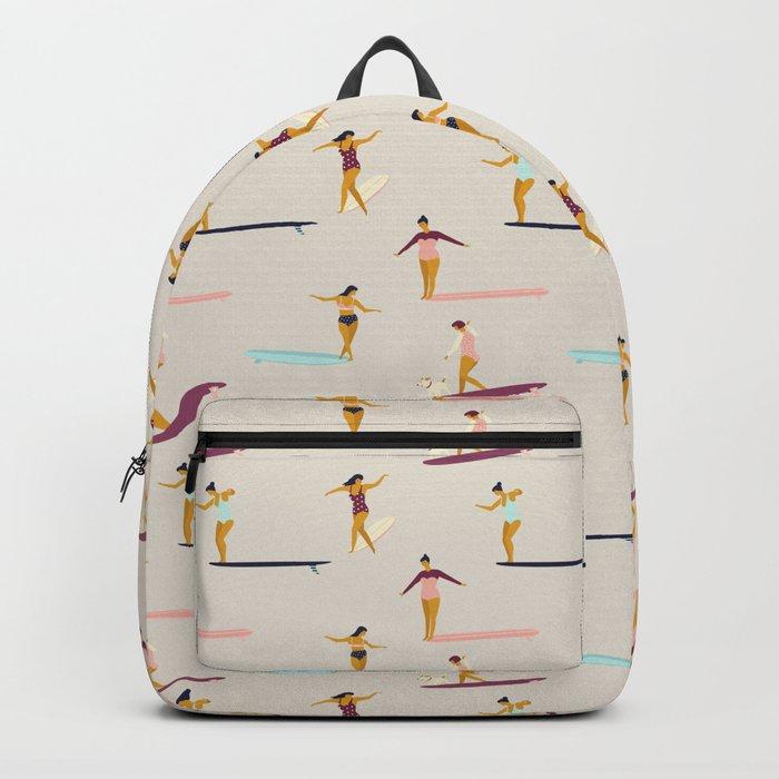 Dancers of the sea Backpack