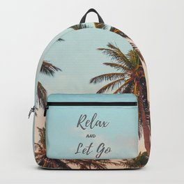 Relax and Let Go Backpack