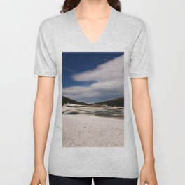 Rocky Mountain N P June 2017 Unisex V-Neck