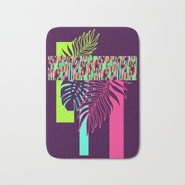 Neon Exotic #society6 #tropical Bath Mat