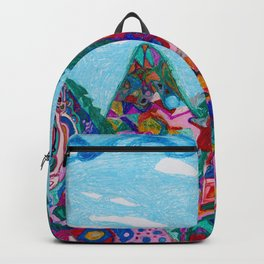 Talking Mountains Backpack