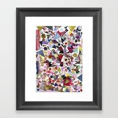 GLAMAROUS Framed Art Print