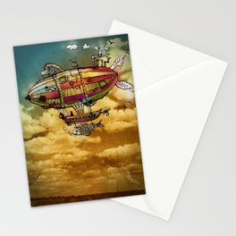 Dirigible Stationery Cards
