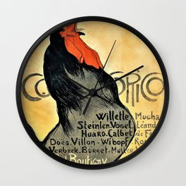 Cocorico - Digital Remastered Edition Wall Clock
