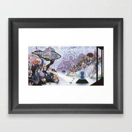 Rites of Passage Framed Art Print