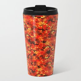 Japanese Autumn Metal Travel Mug