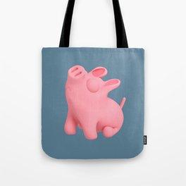 Rosa Snobby Blue Bag Tote Bag