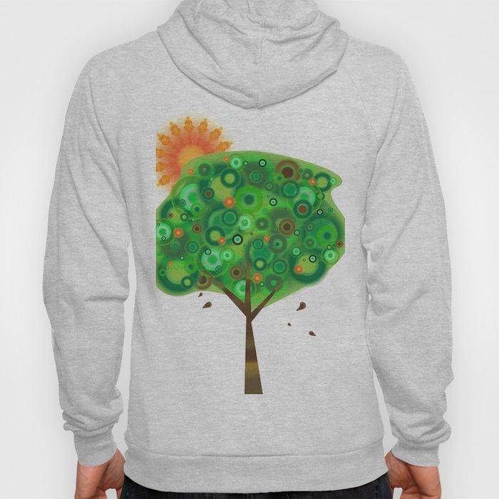 Be Like A Tree Hoody