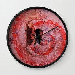 It began in 1884 Wall Clock