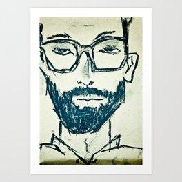 William Wanderlust Art Print