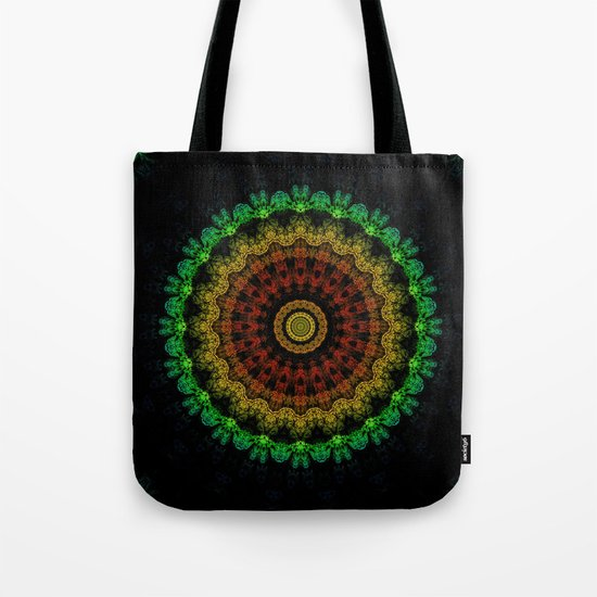 Falling Softly Tote Bag