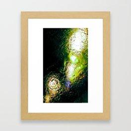 Macroscopic part 2 Framed Art Print