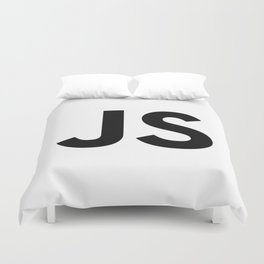Javascript (JS) Duvet Cover