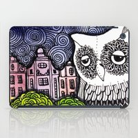 lonely iPad Cases featuring lonely by Burcak Kafadar