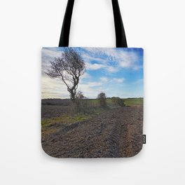 East Cork Farmland Tote Bag