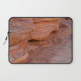 Colorful Sandstone, Valley of Fire - II Laptop Sleeve