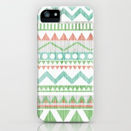Pattern No. 1 iPhone Case