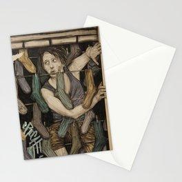 Socks Paris Stationery Cards