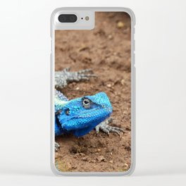 Authentic Agama Clear iPhone Case