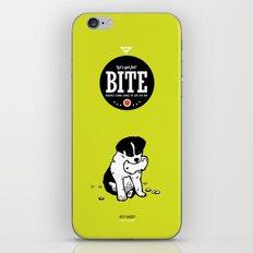 BITE:I love ham iPhone & iPod Skin