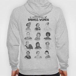 A Collection of Badass Women Hoody