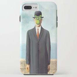 The Apple man iPhone Case