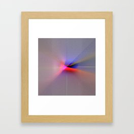 Diffused Reflection Framed Art Print