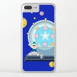 Stargate Clear iPhone Case