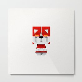 RED LION Metal Print