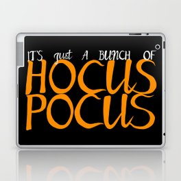 Halloween Hocus Pocus Laptop & iPad Skin