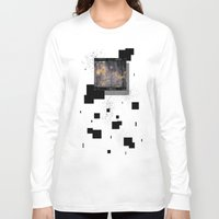 serenity Long Sleeve T-shirts featuring Serenity by Andrew Sliwinski