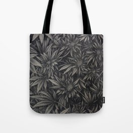 Cannabis Cannopy Tote Bag