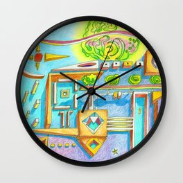 ...we both know we can´t go without it... Wall Clock