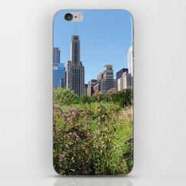 City Wilderness iPhone Skin