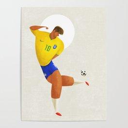Neymar Poster