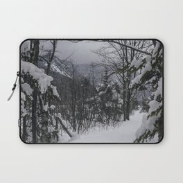 Winter in the Whites Laptop Sleeve