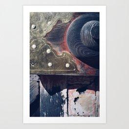 patina Art Print