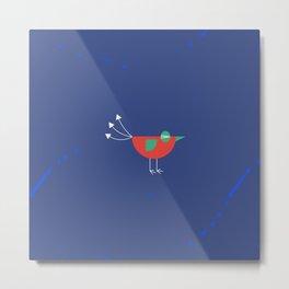 Birdie-6 Metal Print