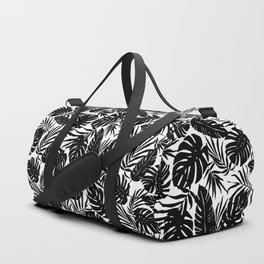 Urban Jungle White Duffle Bag
