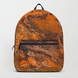Amber Fire Backpack