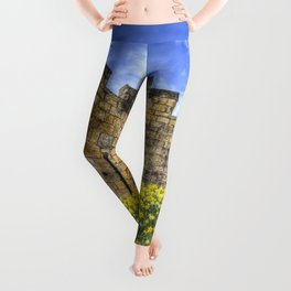 York City Walls Leggings