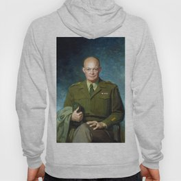 Dwight D. Eisenhower by Thomas Edgar Stephens (1947) Hoody