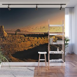 Sand Castle Wall Mural