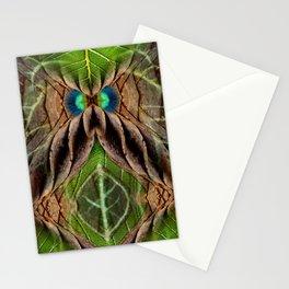 Leafy Pandanus Stationery Cards